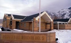 Provo City Fire Station 5