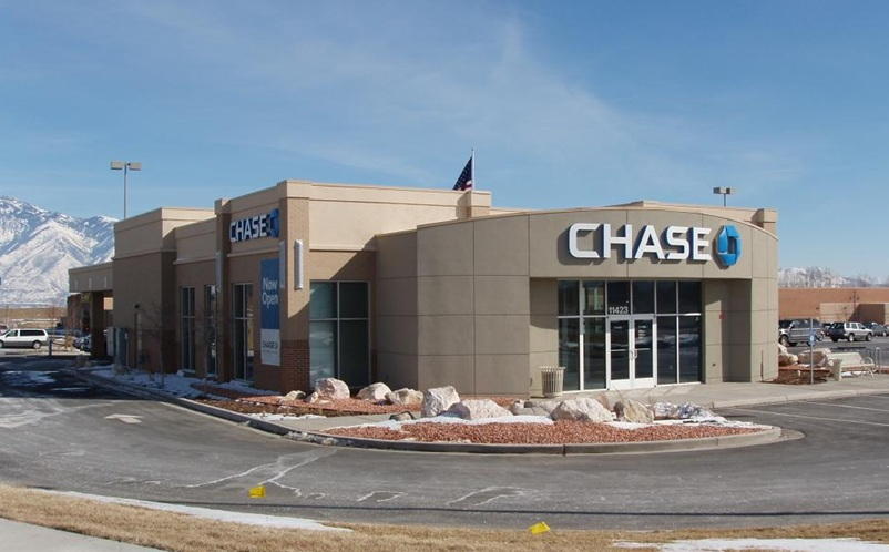 Chase Bank @ The District
