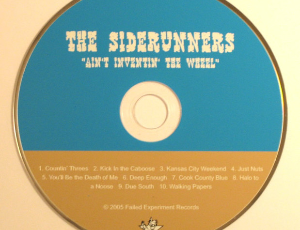 siderunners (cd)