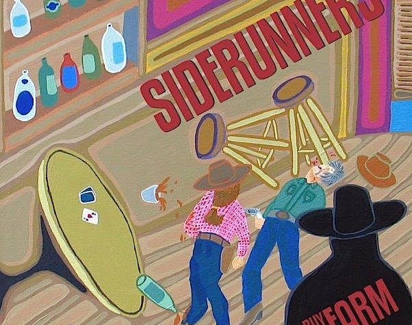 siderunners (cd cover front)