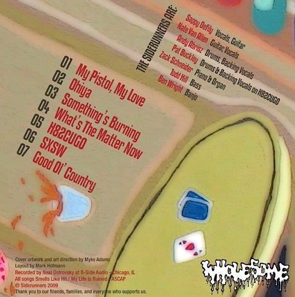 siderunners (cd back)