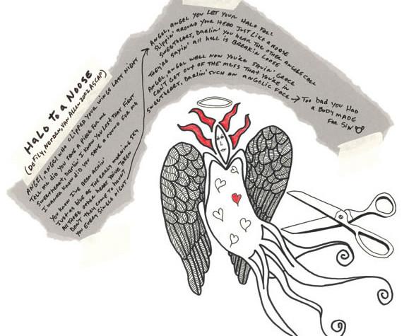 siderunners (cd insert booklet)