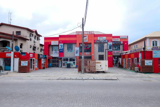 Feffereti Mall