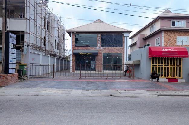 Road 14 Mall