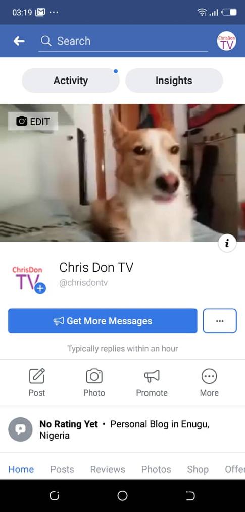 Chris Don TV FB