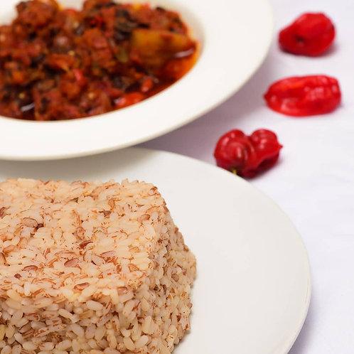 Village rice