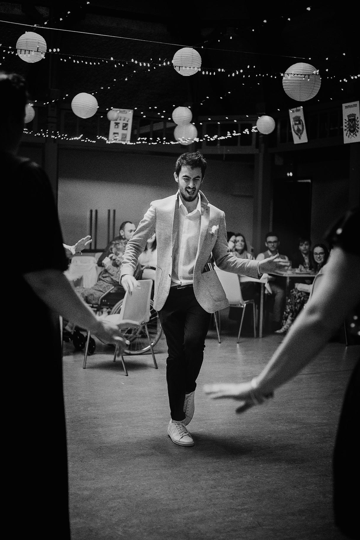 La danse qui vaut le détour