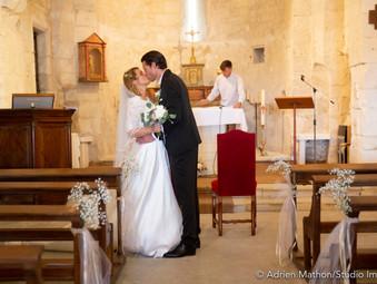 Mariage de Mélissa et Anthony