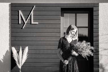 ML VEGETAL fleuriste d'évènements, Mélanie Layeux à la Baume d'Hostun