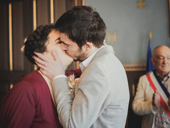 Mariage d'Emy & Allan