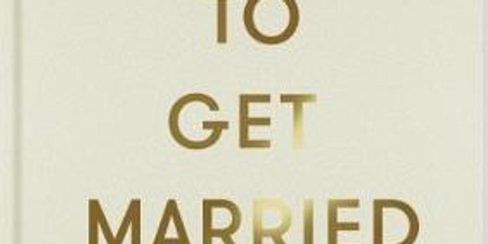How to Get Married @ Waterstones
