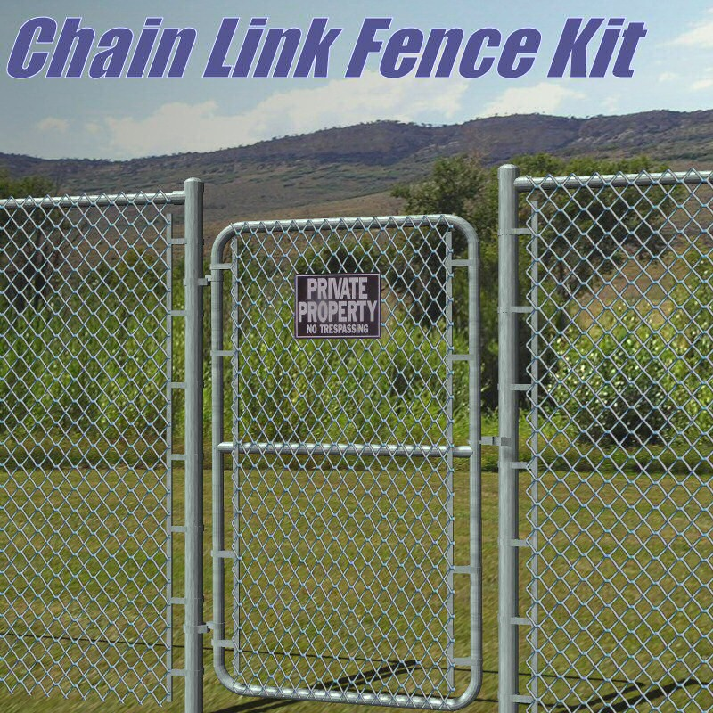 fence and security