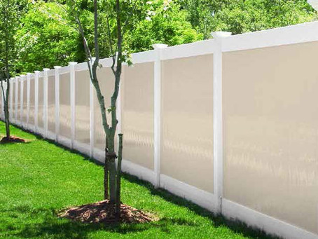 Vallarta Vinyl Fence Systems
