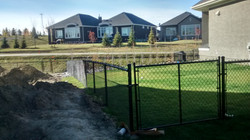 CHAIN LINK FENCE COLOR SYSTEM