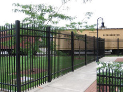 Elegance! Classic Ornamental Fence