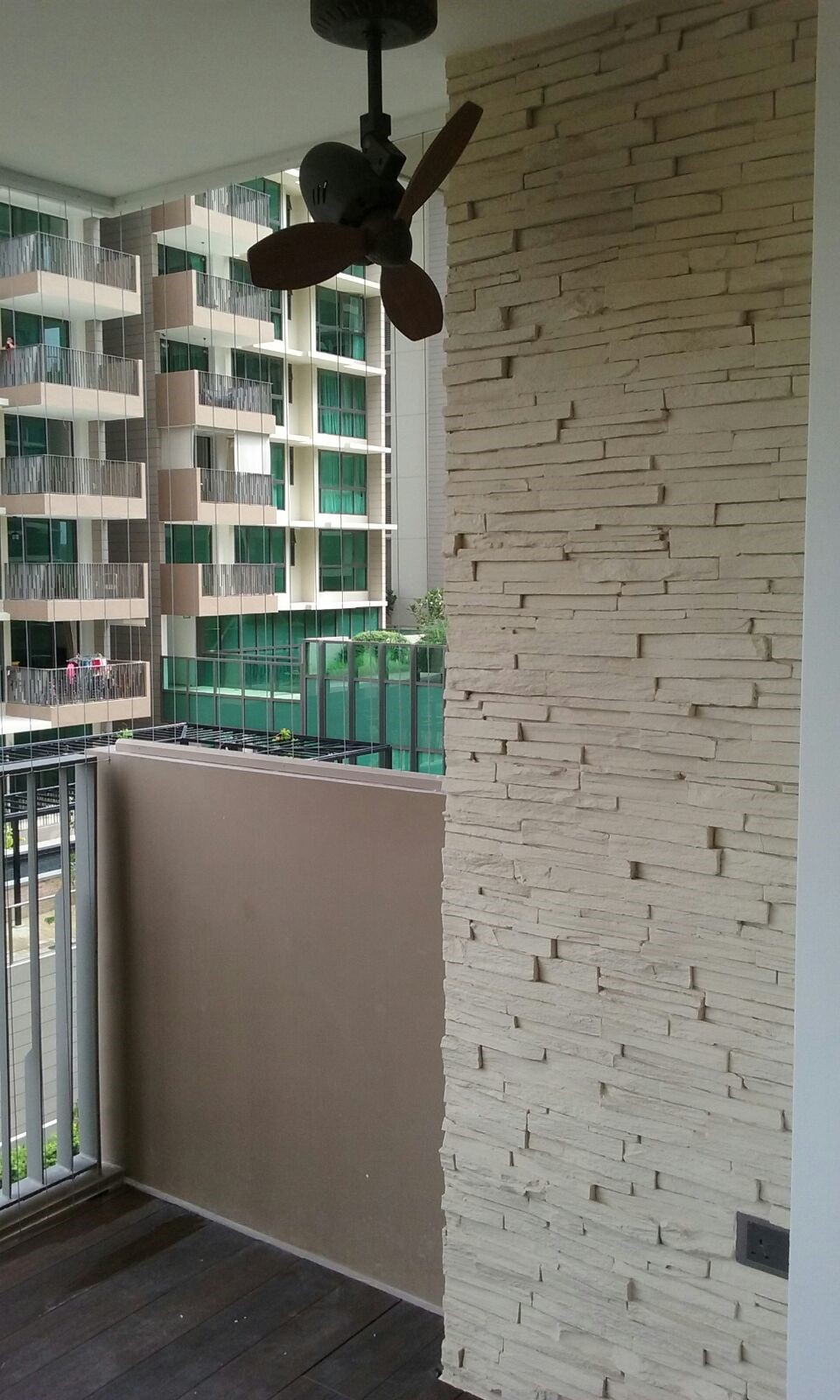 Balcony Feature
