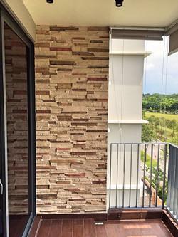 Balcony Feature