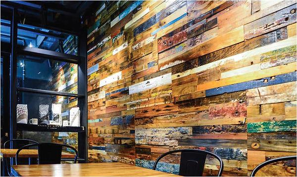 Jawa Wood Panel
