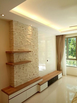 Living Area Feature