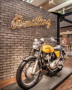 Breitling Roadshow Backdrop