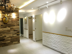 Passageway & Dining Space Feature