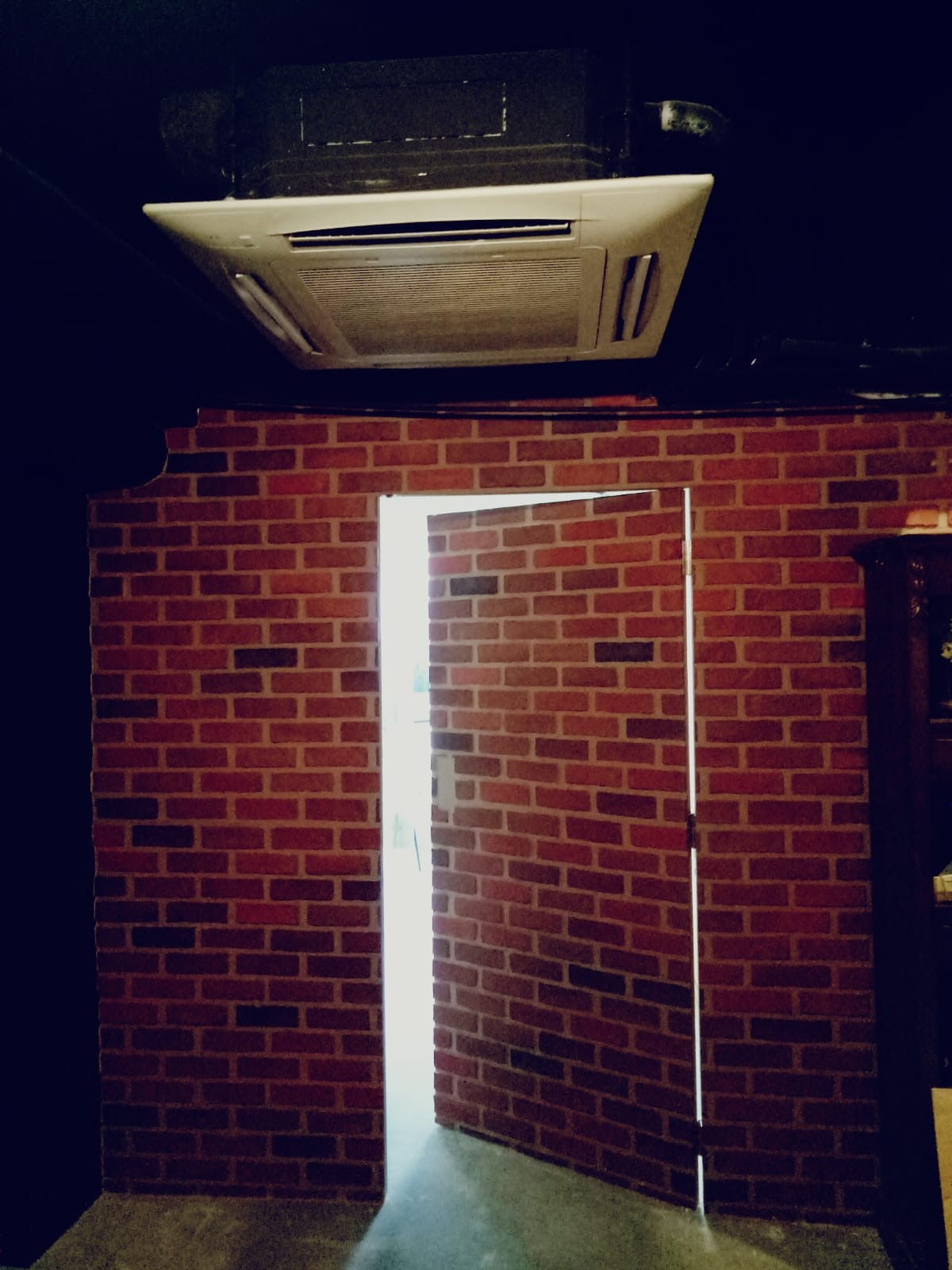 Commercial Spaces Hidden Rooms