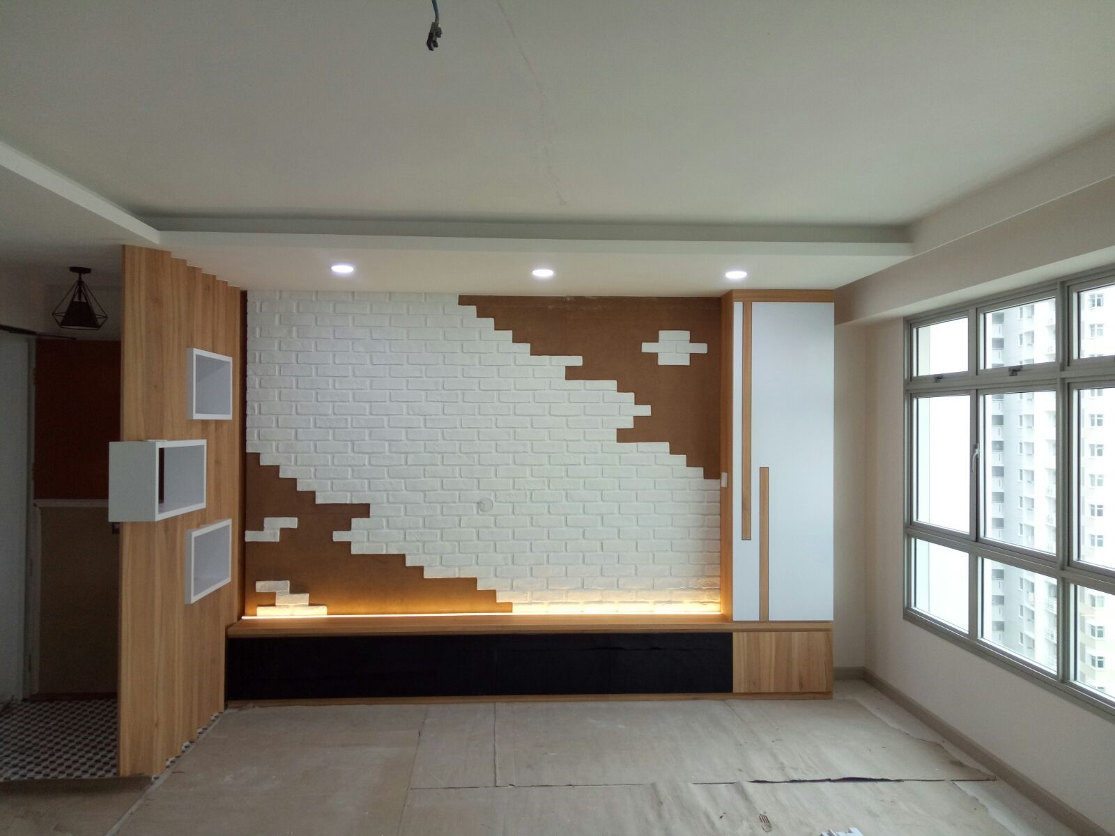 Custom Brick Feature