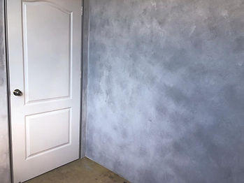 Cement Screed Painting