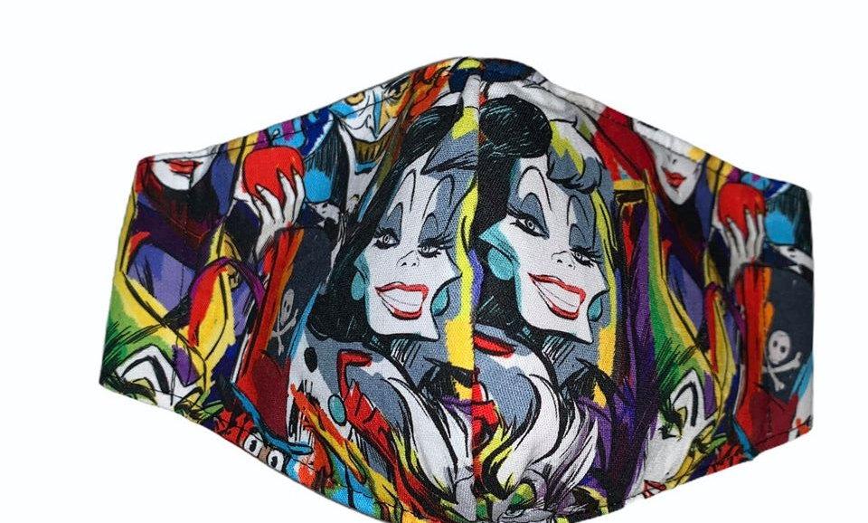 Disney Reusable Covid Face Mask