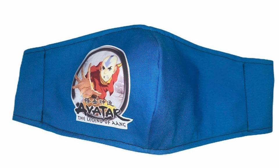 Avatar Covid Reusable Washable Face Mask
