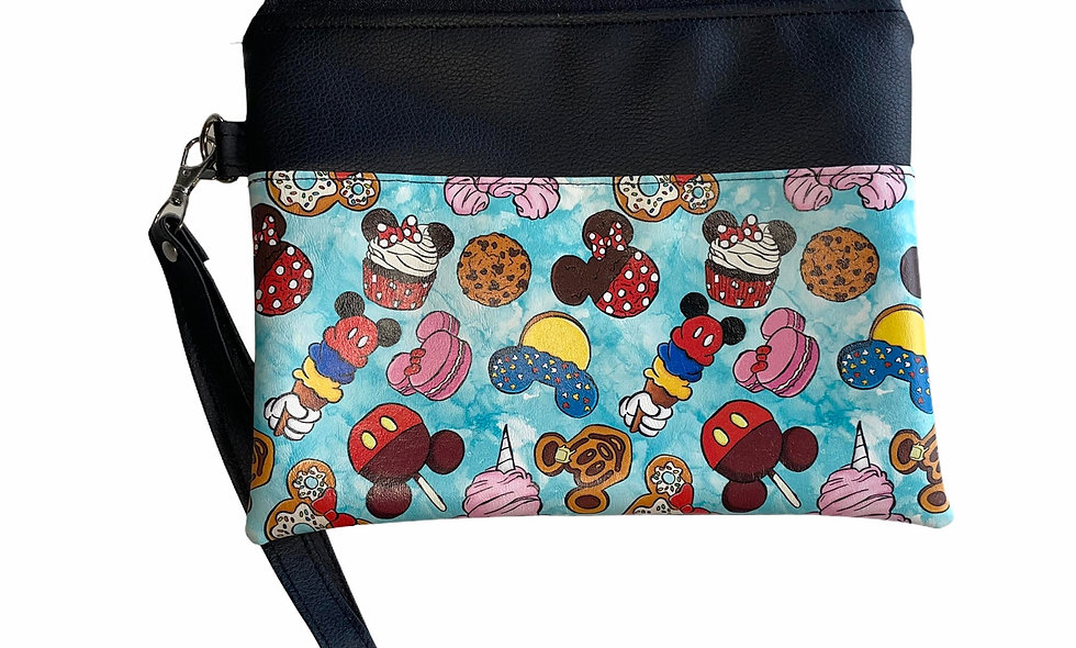 Disney Themed Clutch