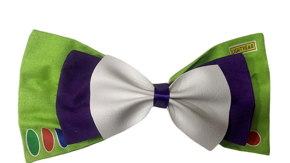 Buzz lightyear inspired bow