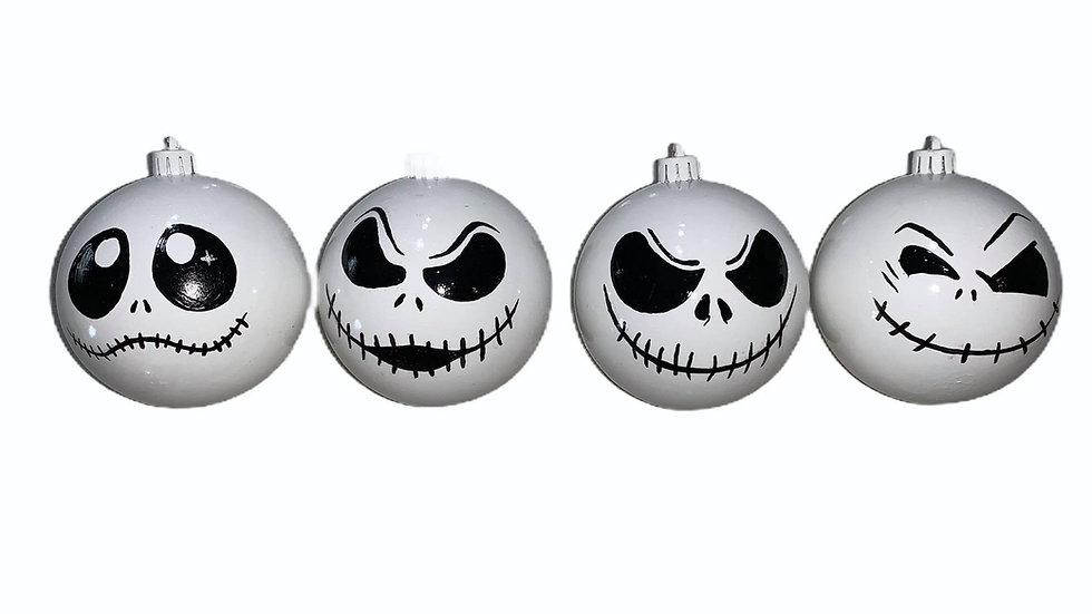 Nightmare Before Christmas Bauble Set