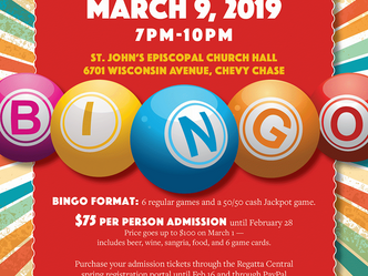 Coaches' Second Annual Bingo Bash