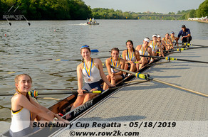 B-CC Rowing Sees Stotesbury Success