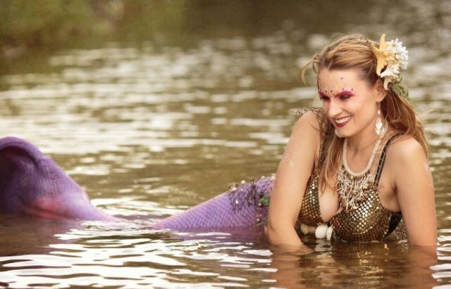 Interview with a Mermaid
