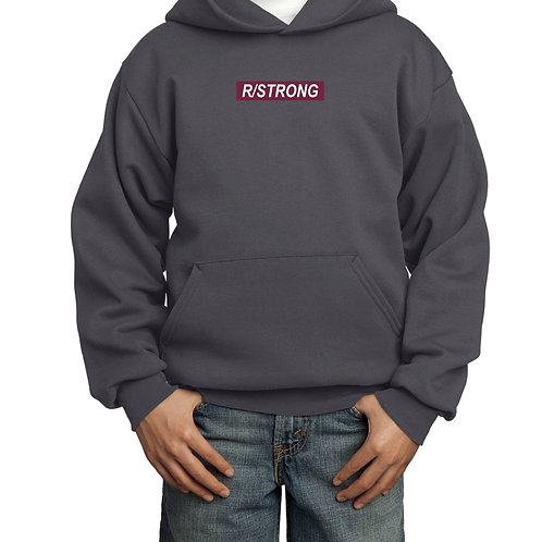R/STRONG Hoody (Charcoal)