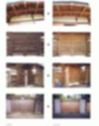 床、木製サッシの日焼け、カビ、汚れ、シミ取り除去