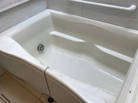 諦めていたお風呂の傷汚れご相談下さい。