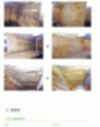 地下室木部・発砲ウレタン・断熱材除カビ洗浄