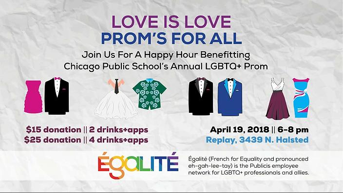 2015 Chicago GSA Prom