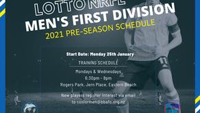 FIRST TEAM | NRFL Mens Pre-Season