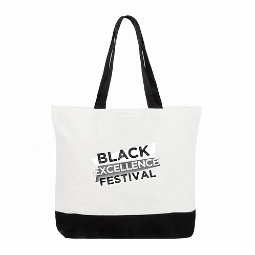 BE CANVAS TOTE