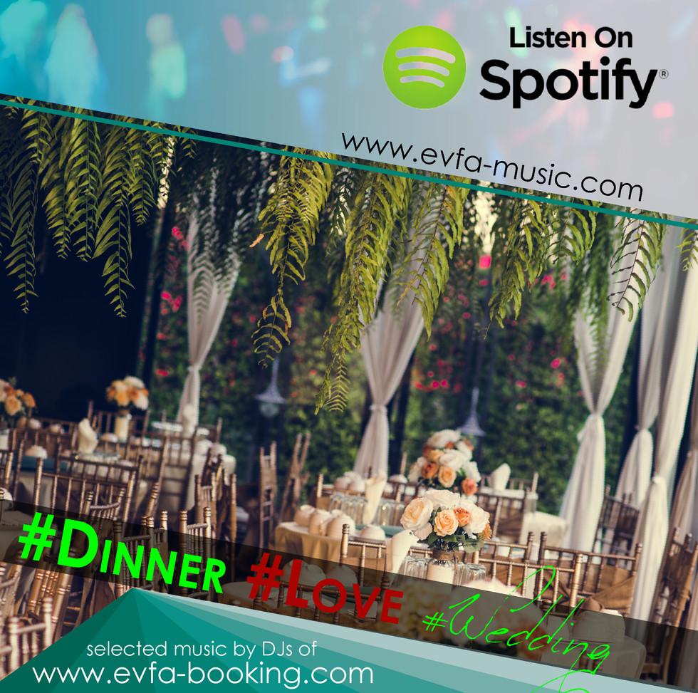 #Dinner #Love #Wedding