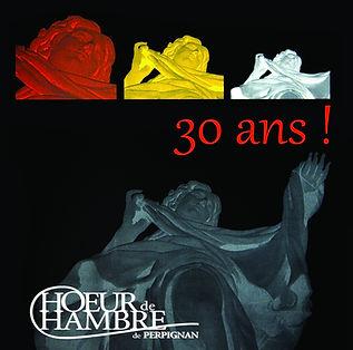 30 ans ! par le Choeur de chambre de Perpignan