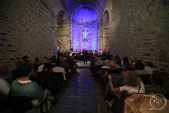 Serrabone 2017 - le CCP en concert -_crédit_Michel_Jausa