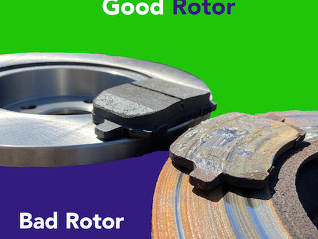 5 Signs It's Time To Replace Brake Rotors