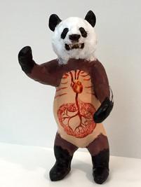 Giant Panda maquette
