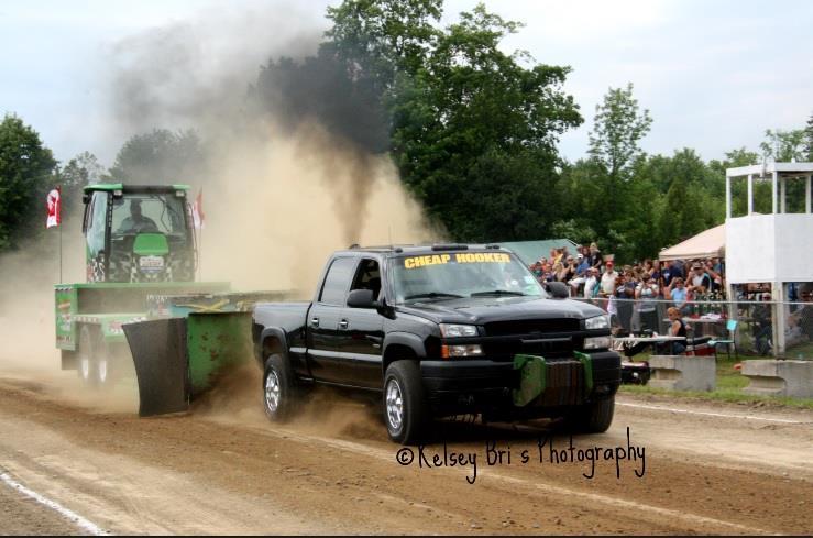 Rob Boyes Pro Street Diesel