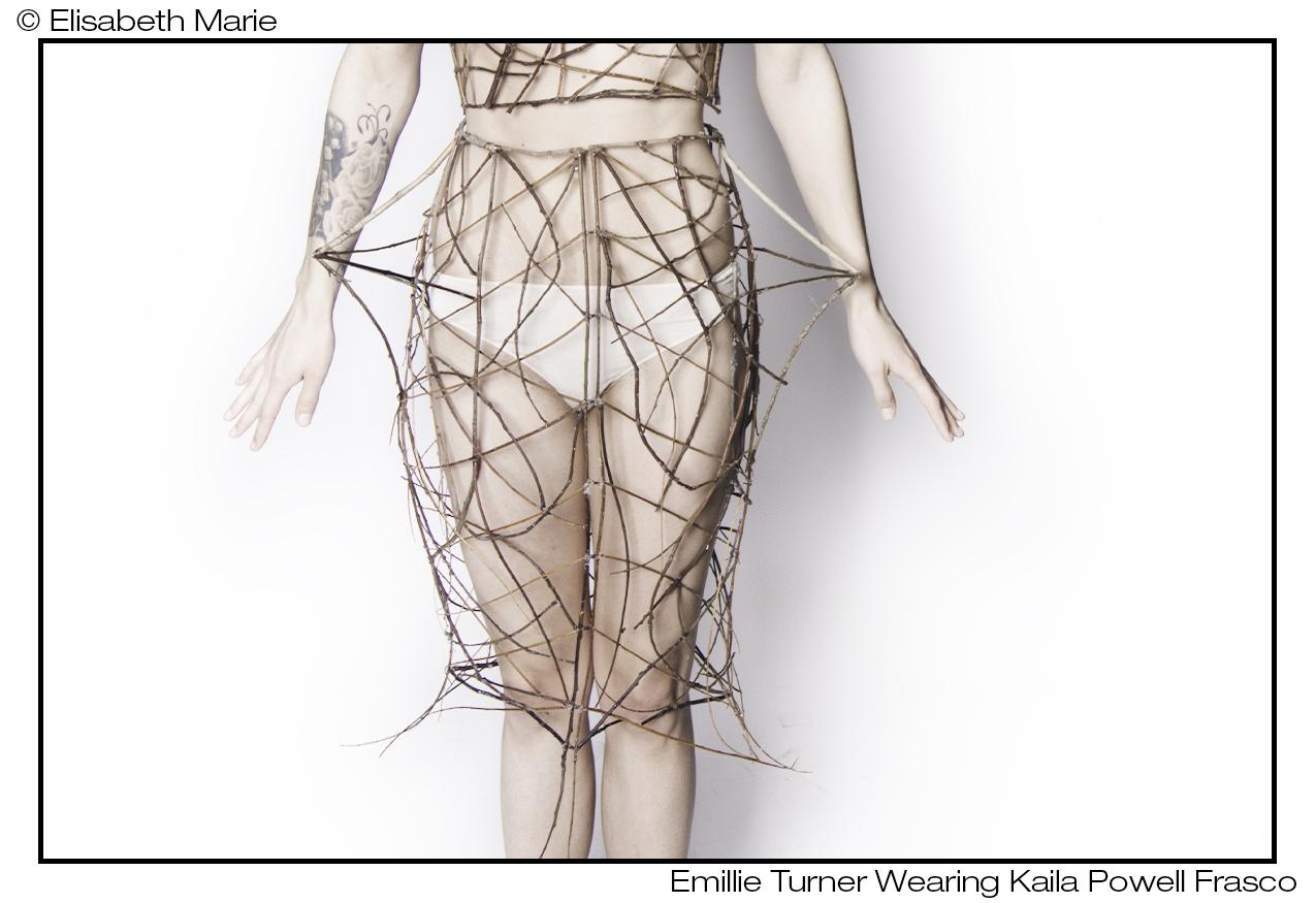 Tree Twig Dress